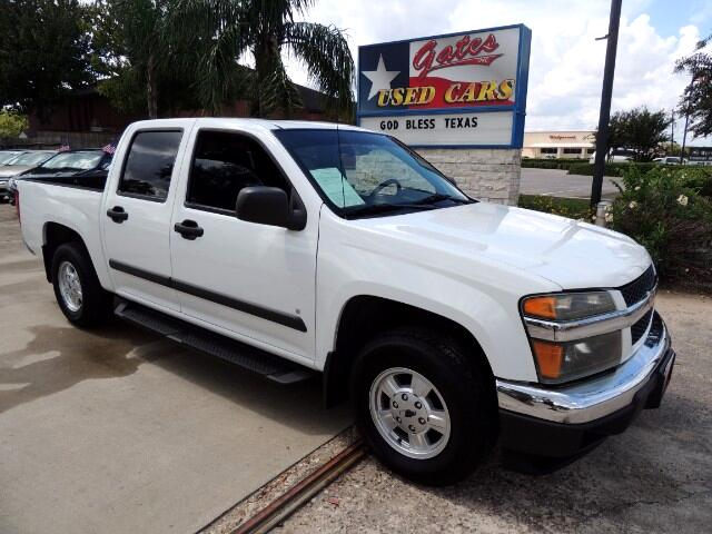 2007 Chevrolet Colorado LT Crew Cab 2WD Short Box