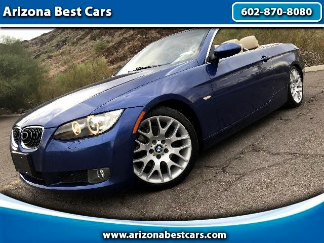 2007 BMW 3-Series 328I Convertible with Sports Package