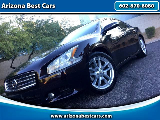 2010 Nissan Maxima SV PREMIUM WITH SPORTS PACKAGE