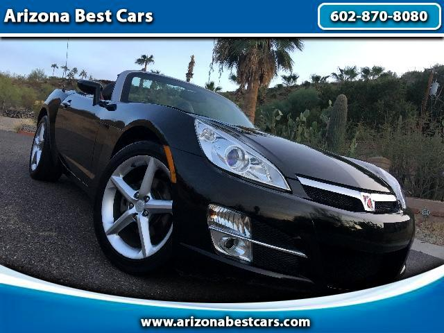 2008 Saturn Sky Carbon Flash Special Edition
