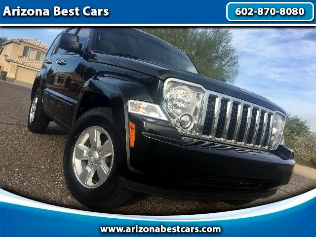 2012 Jeep Liberty Sport Freedom Edition 4WD