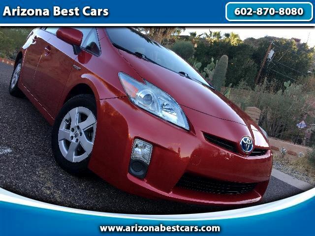 2011 Toyota Prius 5dr HB III (Natl)