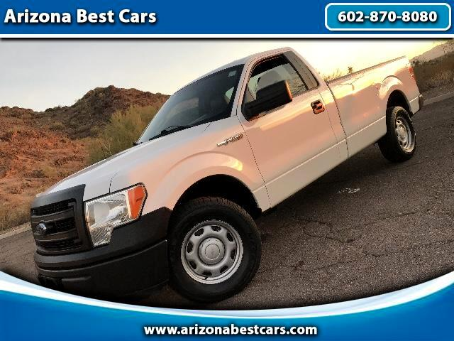 2013 Ford F-150 XLT Long Bed 2WD