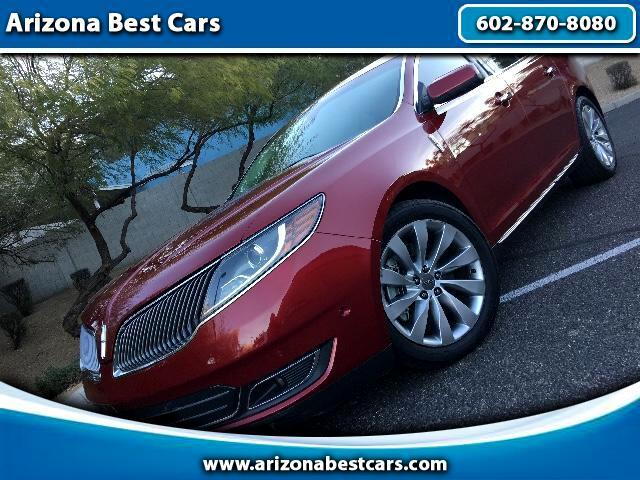 2013 Lincoln MKS FWD