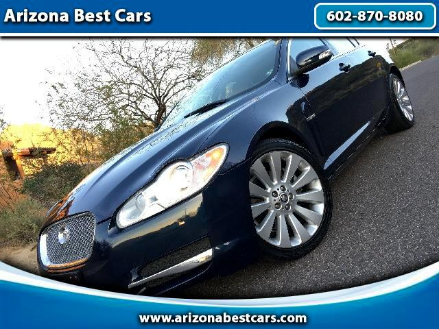 2009 Jaguar XF-Series Premium Luxury