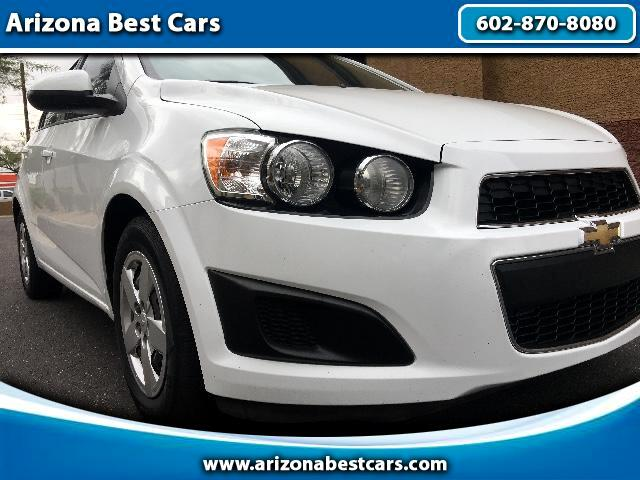 2013 Chevrolet Sonic LT Manual Sedan