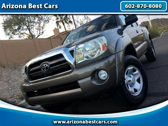 2010 Toyota Tacoma PreRunner Double Cab V6 Automatic 2WD