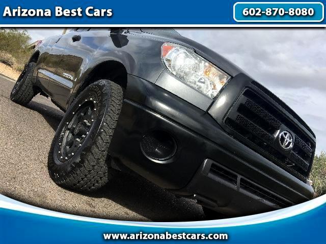 2013 Toyota Tundra Tundra-Grade Double Cab 4.0L 2WD