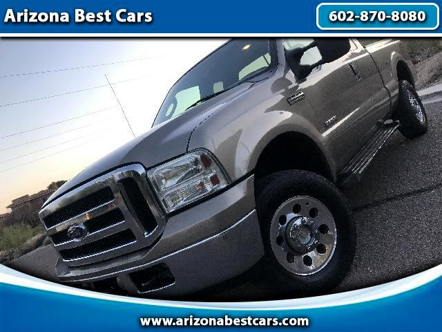 2007 Ford F-250 SD FX4 SuperCab 4WD