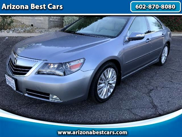 2011 Acura RL SH AWD with Navigation System