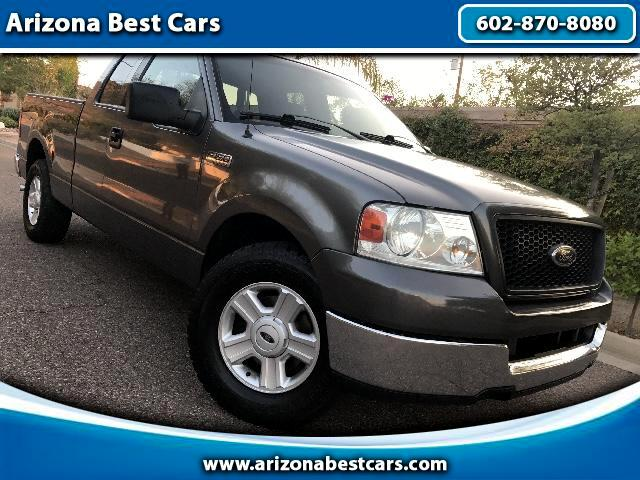 2004 Ford F-150 XLT SuperCab 5.5-ft Box 2WD
