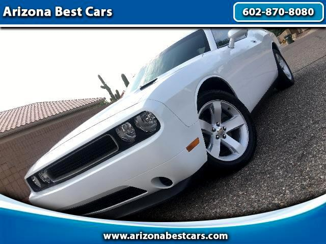 2014 Dodge Challenger SXT Plus