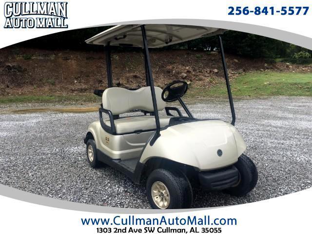 2013 Yamaha Golf Cart Gas