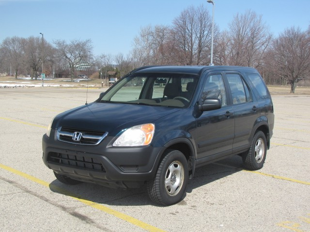 2004 Honda CR-V LX 4WD AT