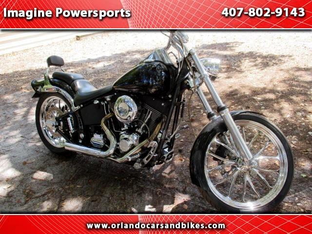 2003 Harley-Davidson FXSTB Nighttrain