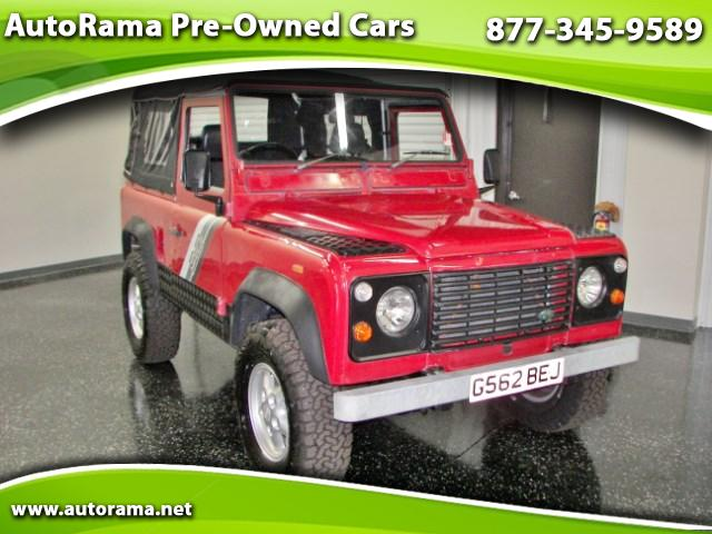 1990 Land Rover Defender 90 Soft Top