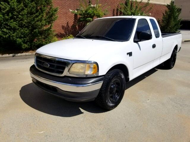 2001 Ford F-150 SuperCab Long Bed 2WD