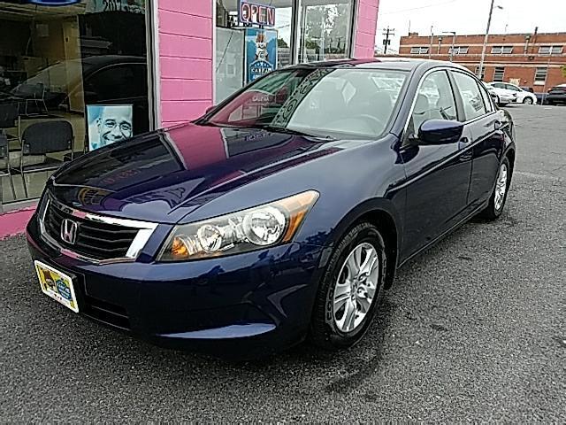 2009 Honda Accord LX-P Sedan AT