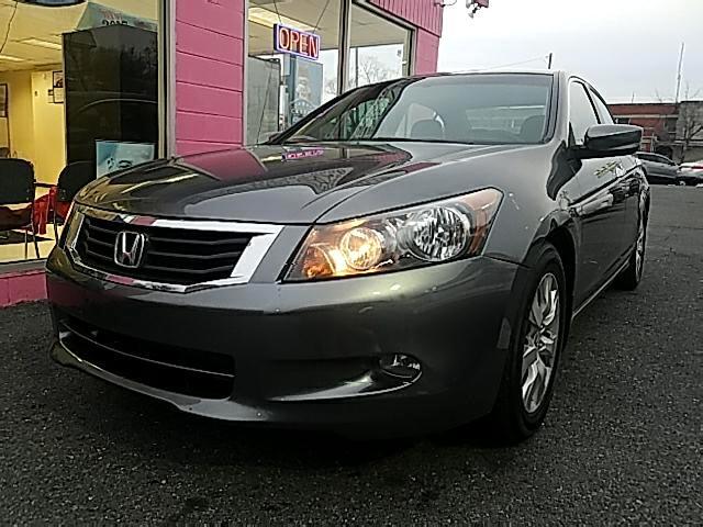 2009 Honda Accord EX-L V-6 Sedan AT with Navigation