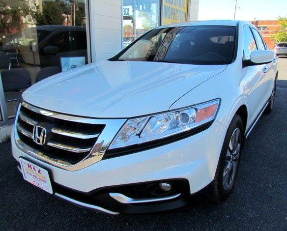 2013 Honda Crosstour EX-L V-6 4WD w/ Navigation