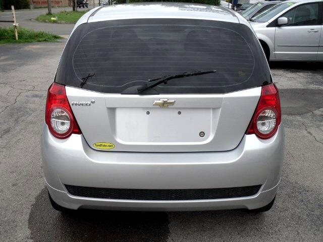 2011 Chevrolet Aveo5 LT