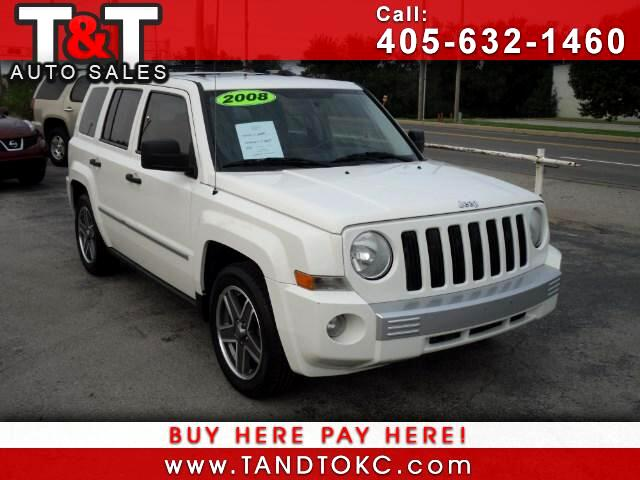 2008 Jeep Patriot Limited 2WD