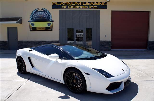 2011 Lamborghini Gallardo Bicolore
