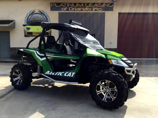 2012 Arctic Cat 1000x 1000 TWIN H.O.
