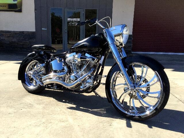 2012 Custom Motorcycle Softail CAPONE CUSTOM