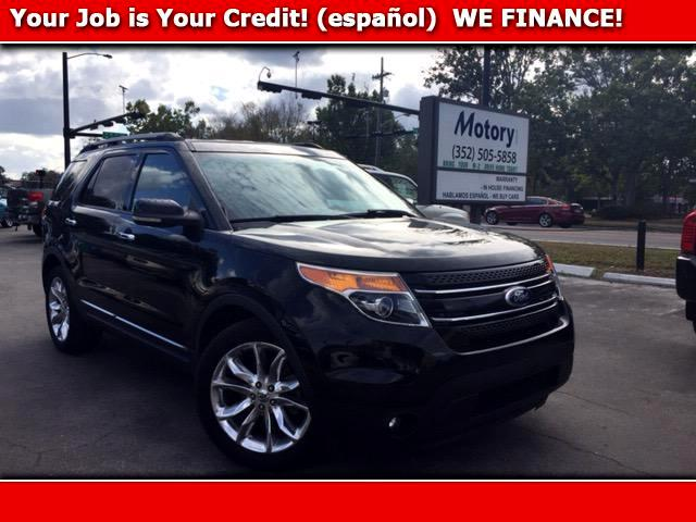 2011 Ford Explorer Limited 2WD