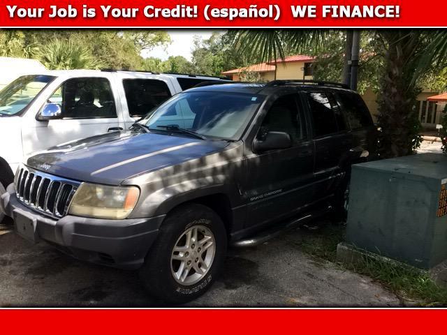 2003 Jeep Grand Cherokee Laredo 4WD
