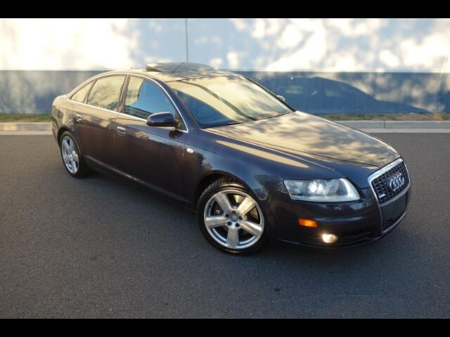 2005 Audi A6 4.2 with Tiptronic