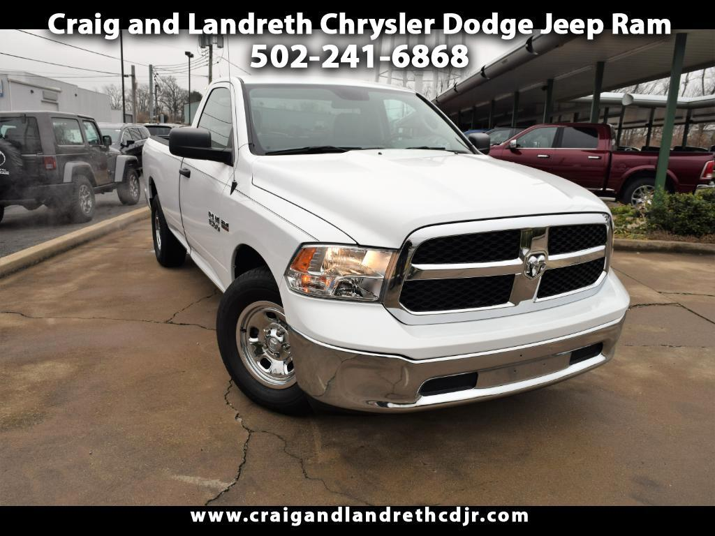 2016 RAM 1500 Tradesman 4x2 Regular Cab 8' Box