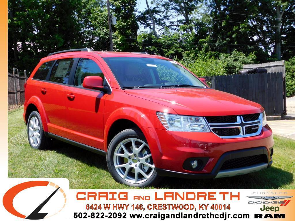 2017 Dodge Journey SXT FWD