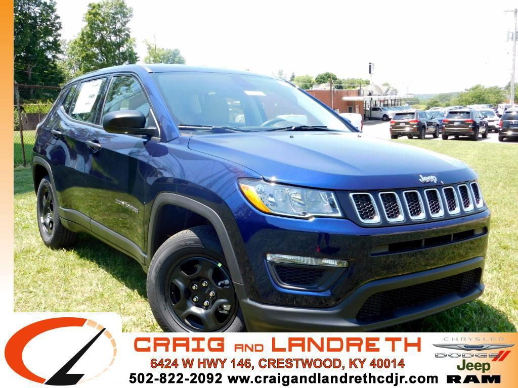 2017 Jeep Compass Sport 2WD