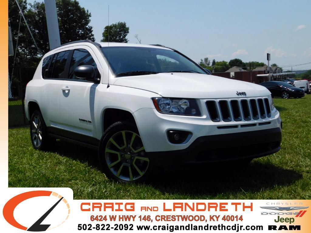 2017 Jeep Compass Compass