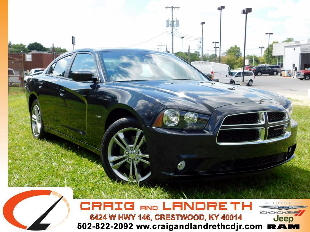 2014 Dodge Charger RT AWD