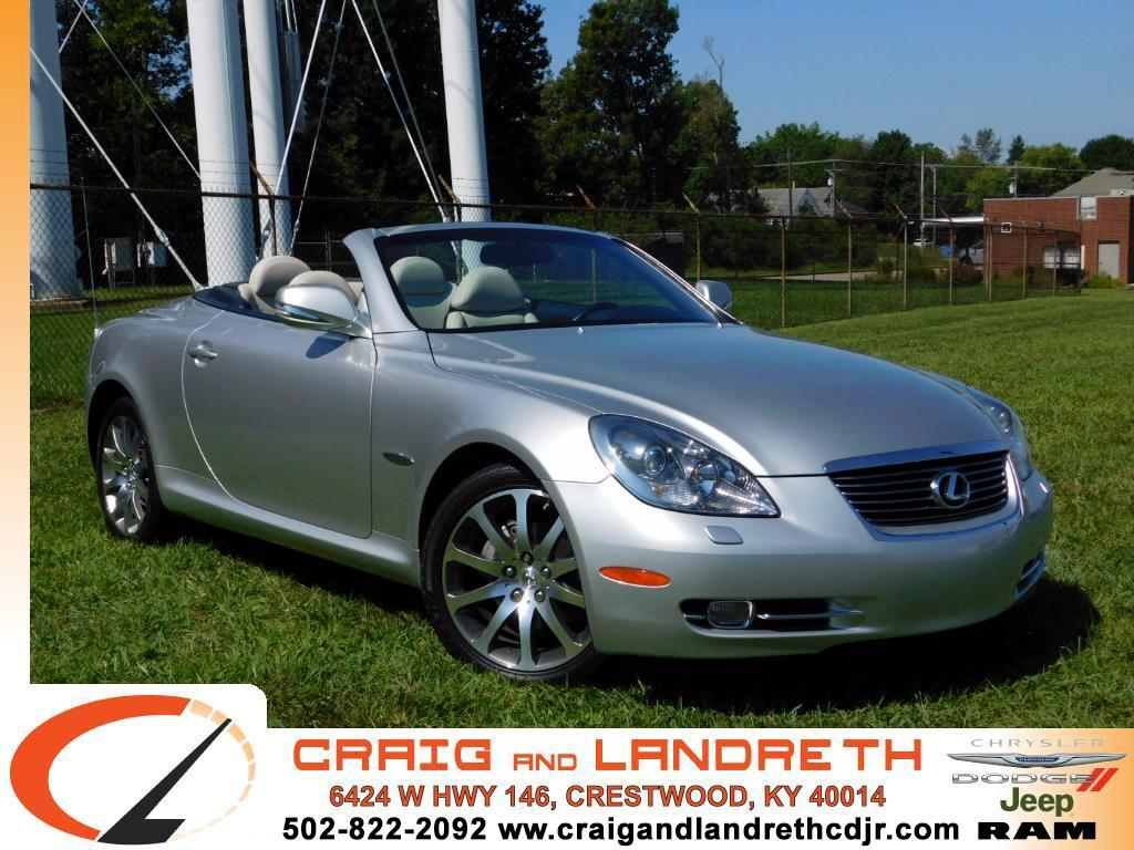2009 Lexus SC 430 PEBBLE BEACH EDITION