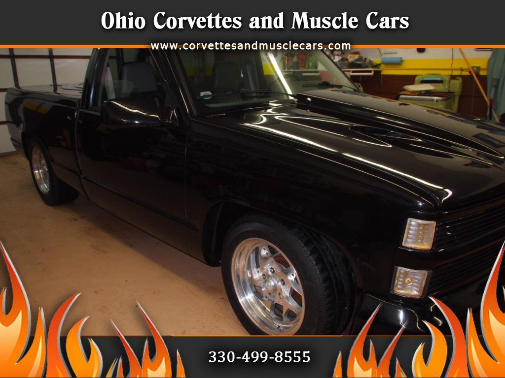 1991 Chevrolet C/K Pickup 1500 SILVERADO