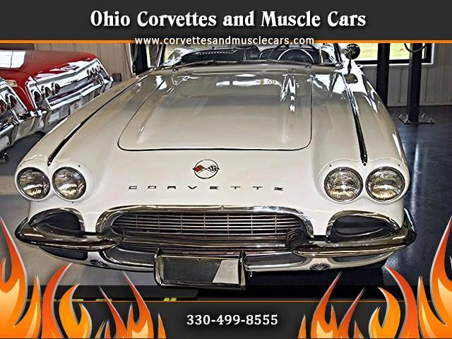 used 1962 chevrolet corvette sold in north canton oh 44720 ohio corvettes and muscle cars. Black Bedroom Furniture Sets. Home Design Ideas