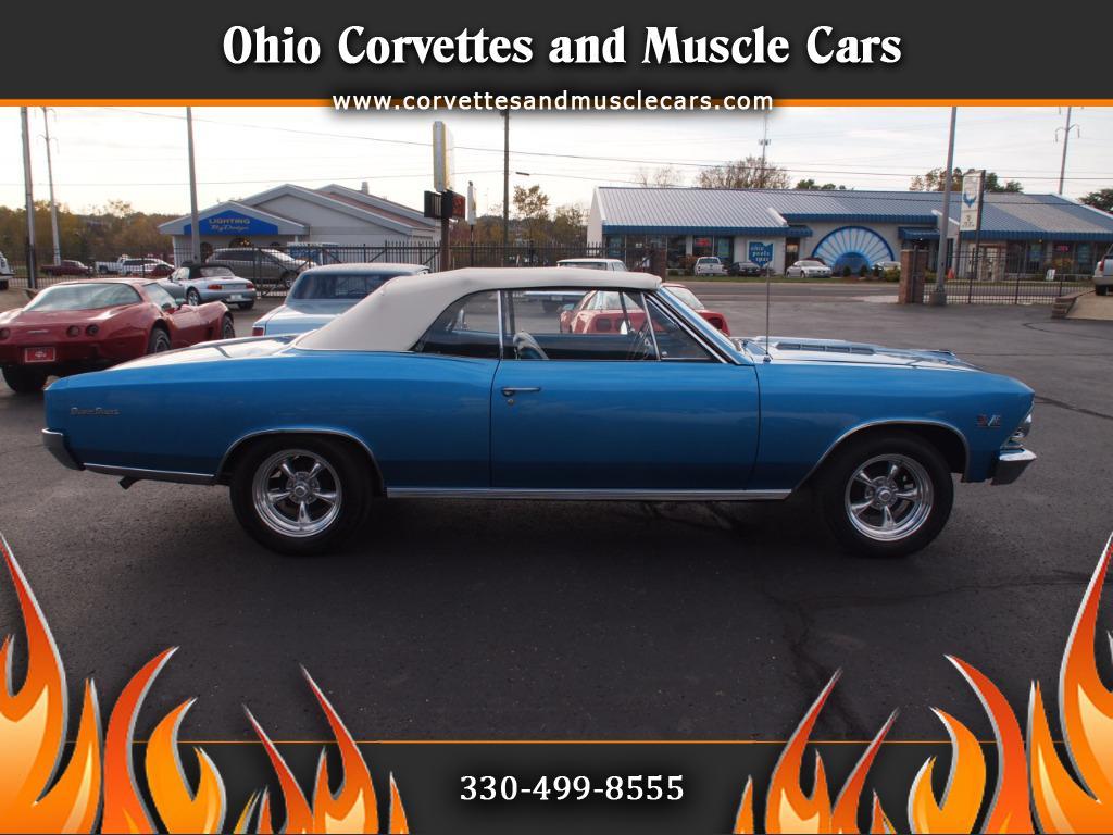 1966 Chevrolet Chevelle SS