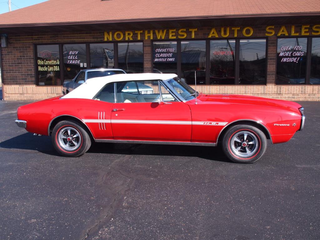 1967 Pontiac Firebird HO