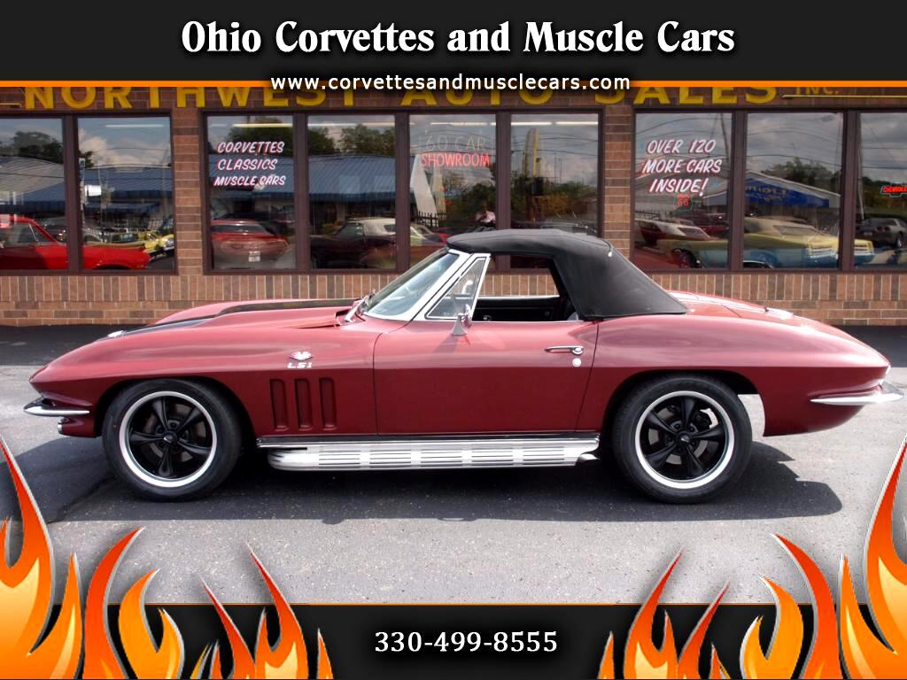 1965 Chevrolet Corvette LS-1