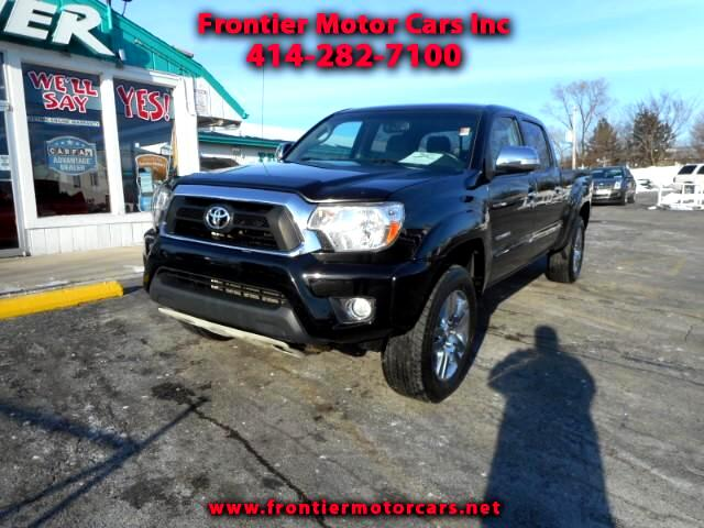 2013 Toyota Tacoma Double Cab Long Bed V6 Auto 4WD