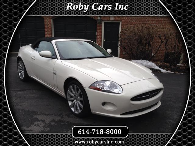 2007 Jaguar XK-Series XK Convertible