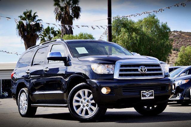 2010 Toyota Sequoia Plantium 4WD