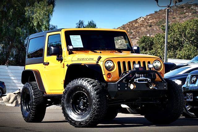 2012 Jeep Wrangler Rubicon 4WD
