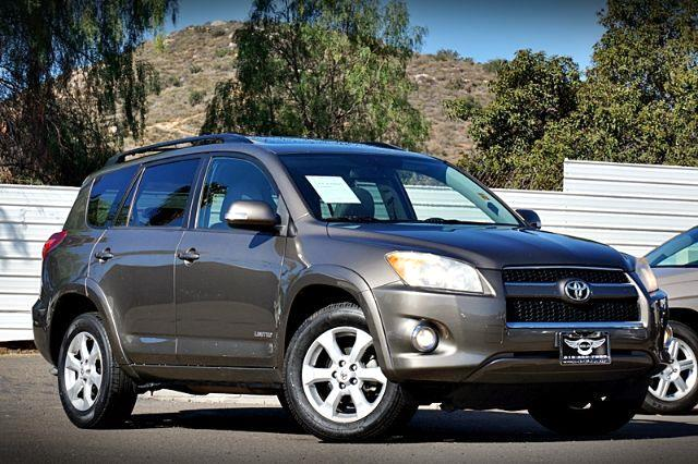 2009 Toyota RAV4 Limited I4 2WD