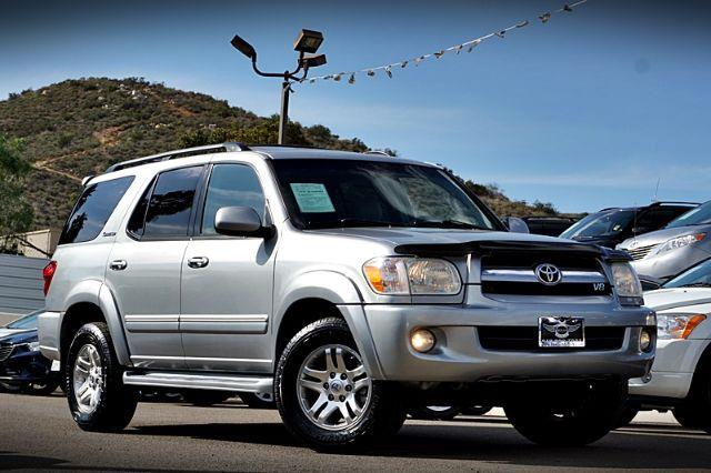 2006 Toyota Sequoia Limited 2WD