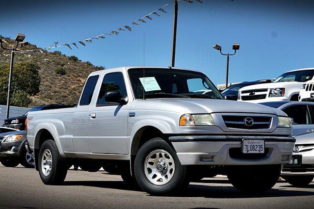 2004 Mazda Truck B3000 Dual Sport Cab Plus 2WD